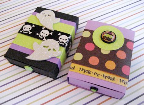 halloweenmatchboxes