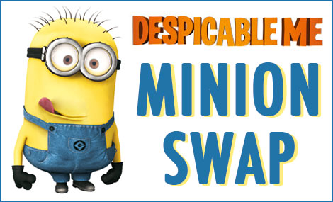 "minions despicable me what. a Despicable Me Minion!"""
