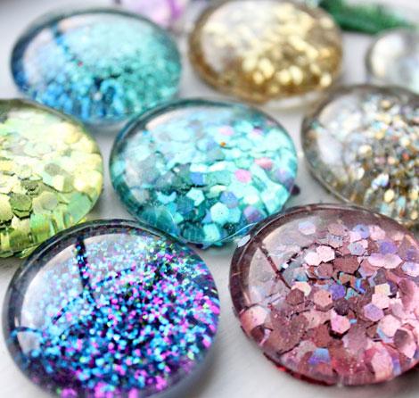 glittermagnets