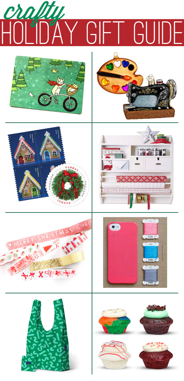 Crafty Holiday Gift Guide