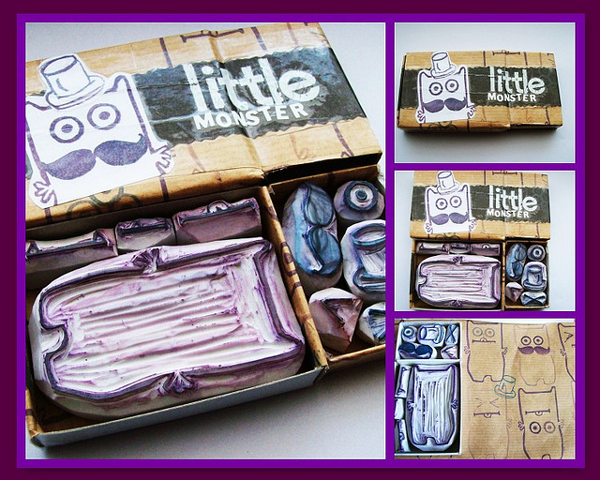 little-monster-matchbox